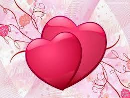 Corazones enamorados San Valentin